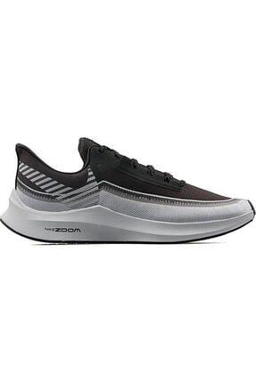 Kadın Siyah Zoom Winflo 6 Shield Spor Ayakkabı BQ3191-001