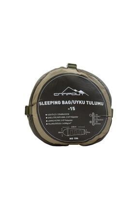 Nurgaz Campout Extreme Uyku Tulumu Kışlık 2