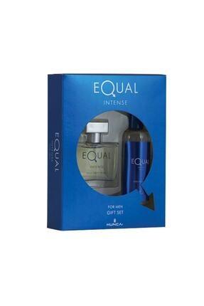 Equal Intense75 Ml Erkek Parfum Seti & Intense 75 Ml Kadın Parfüm Seti 0