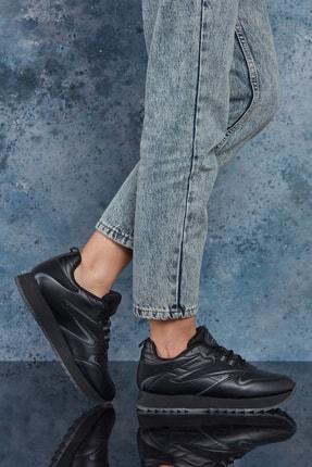 Picture of Full Siyah Kadın Sneaker