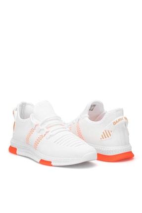 Dark Seer Beyaz Oranj Unisex Sneaker 1