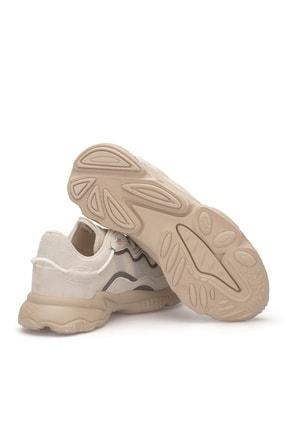 Dark Seer Bej Unisex Sneaker 2