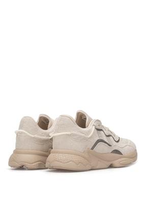 Dark Seer Bej Unisex Sneaker 3