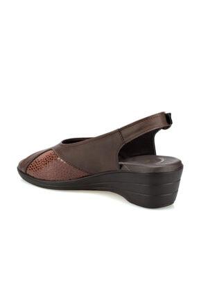 Polaris 103070.Z Kahverengi Kadın Sandalet 100508674 2