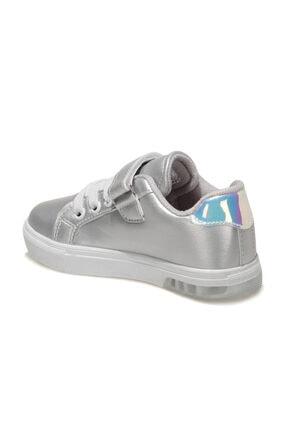 Polaris 615141.P1FX Gümüş Kız Çocuk Sneaker 101010865 2