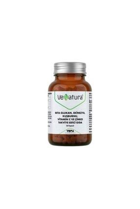 Venatura Beta Glukan, Ekinezya, Kuşburnu, Vitamin C, Çinko 30 Kapsül 0