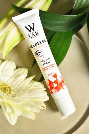 W-Lab Kozmetik W-Lab Madeleb Göz Altı Kremi 0