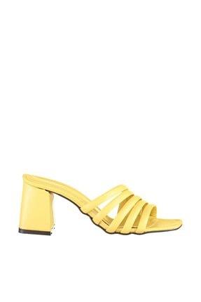 Soho Exclusive Sarı Kadın Terlik 15815 3