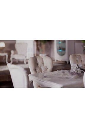 İstikbal Ekru Sandalye 3