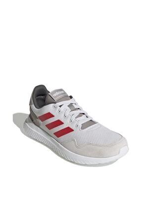 adidas ARCHIVO Beyaz Erkek Koşu Ayakkabısı 100531388 1