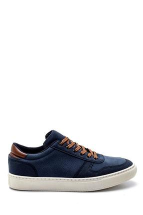 Luda Cris Erkek Lacivert Günlük Sneaker Ayakkabı 0