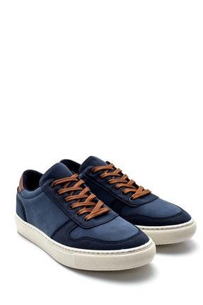 Luda Cris Erkek Lacivert Günlük Sneaker Ayakkabı 2