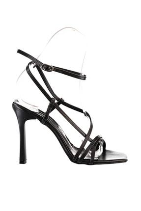 Soho Exclusive Siyah Kadın Klasik Topuklu Ayakkabı 15859 3