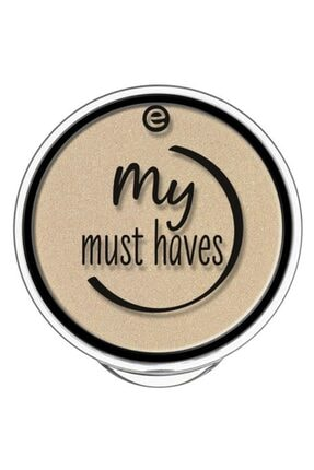 Essence Toz Pudra -My Must Haves Holo Powder 01 2 g 4059729037589 0