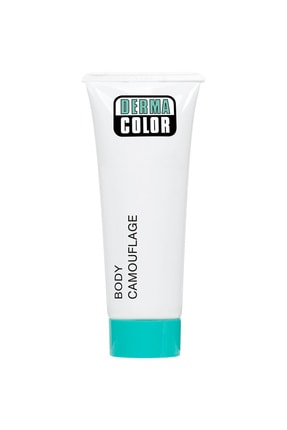 Kryolan Dermacolor® Vücut Kapatıcısı Body Camouflage 50 ml 71121 D2w 0