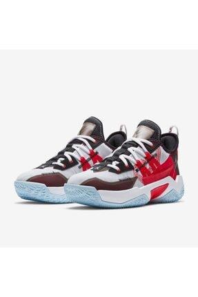 Nike Unisex Kırmızı Jordan One Take Iı Basketbol Ayakkabısı Cz0840-106 1