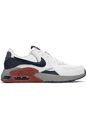 Nike Unisex Beyaz Aır Max Excee Günlük Spor Ayakkabı Cd4165-106 0