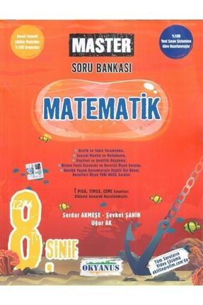 Okyanus Yayınları Okyanus 8. Sınıf Matematik Master Soru Bankası 0