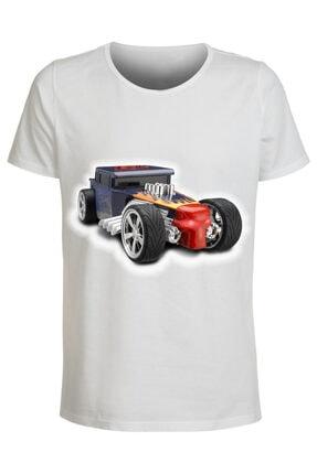 ABC Kadın  Baskılı T-shirt 0