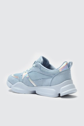 TRENDYOLMİLLA Mavi Kadın Sneaker TAKSS21SN0001 3