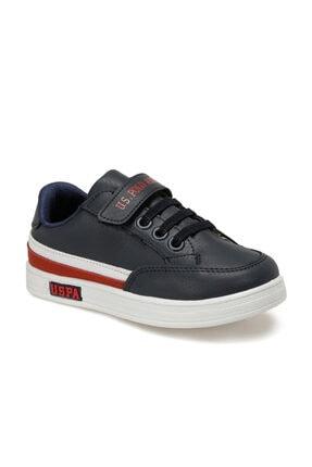 US Polo Assn JAMAL 9PR Lacivert Erkek Çocuk Sneaker Ayakkabı 100429397 0