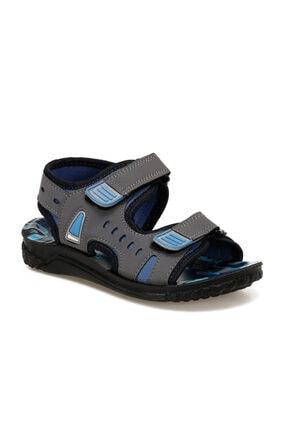 Polaris 91.510241.F Gri Erkek Çocuk Sandalet 100500243 0