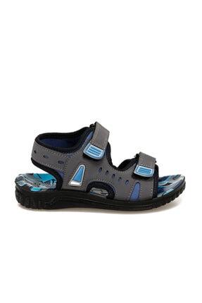 Polaris 91.510241.F Gri Erkek Çocuk Sandalet 100500243 1