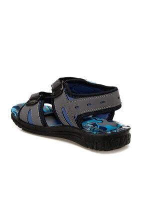 Polaris 91.510241.F Gri Erkek Çocuk Sandalet 100500243 2