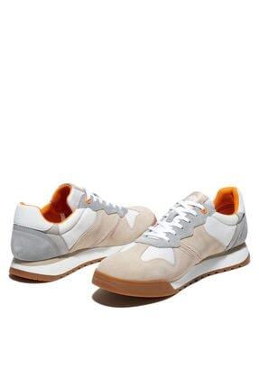 Timberland Bej Erkek Spor Ayakkabı 1