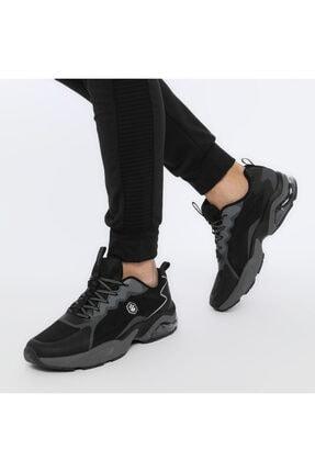 Lumberjack GRINDEL Siyah Erkek Koşu Ayakkabısı 100564487 4
