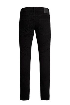Jack & Jones Jeans Intellıgence Erkek Jean Pantolon Black Denim 3