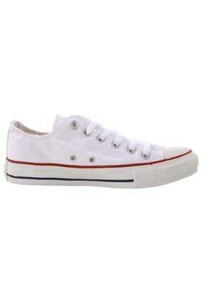 Converse Kadın Beyaz Sneaker M7652c Chuck Taylor All Star Optıcal White Canvas 0