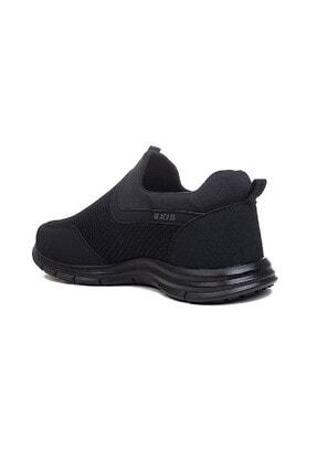 Dero Siyah Spor Ayakkabı Unisex Sneaker Dr-057-1 2