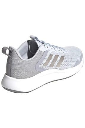 adidas FLUIDSTREET Turkuaz Kadın Koşu Ayakkabısı 101079758 2