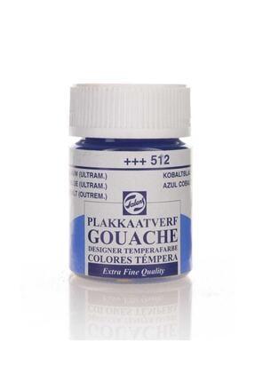 Talens Guaj Boya 512 Cobalt Blue (Ultramarine) 0
