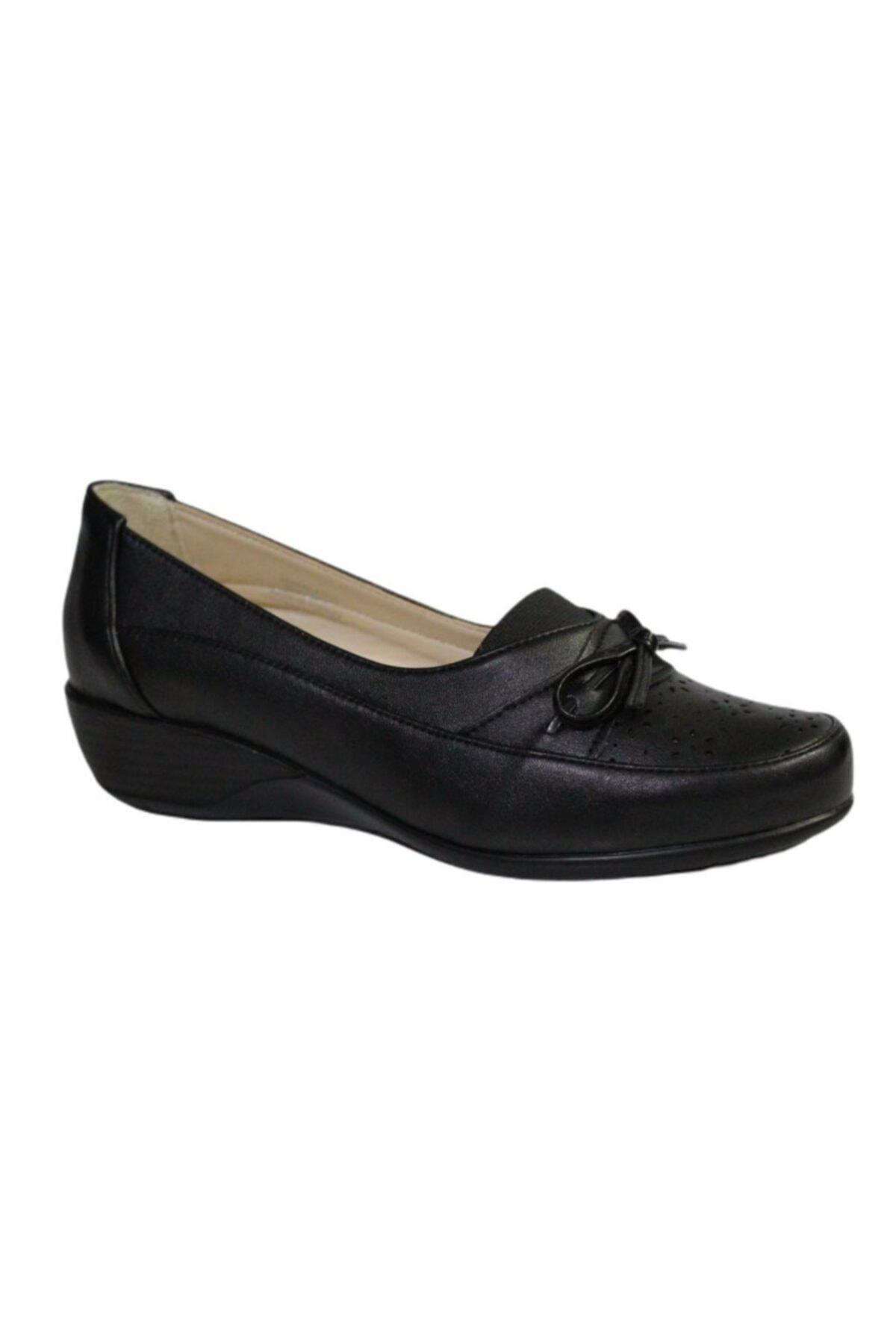 161626.Z1FX Siyah Kadın Basic Comfort 100980357