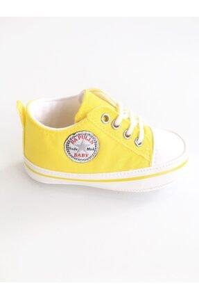 Picture of Bebe Ayakkabı Sarı-bağçıklı