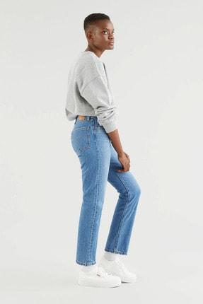 Levi's Kadın 501® Kadın Crop Jean Pantolon-Athens Day To Day 3620001590 2