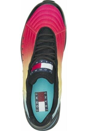 Tommy Hilfiger Th Erkek Heritage Degrade Sneaker 2