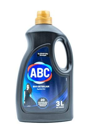 ABC Sıvı Çamaşır Deterjanı Siyahlar 3 lt 50 Yıkama 3