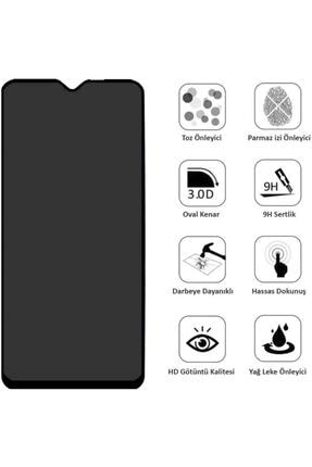 Gsmclub Xiaomi Redmi Note 8 Görünmez Hayalet Full Kaplayan Ekran Koruyucu Cam 2