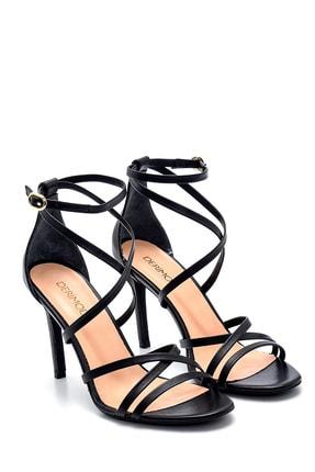 Derimod Kadın Deri Topuklu Ayakkabı 2