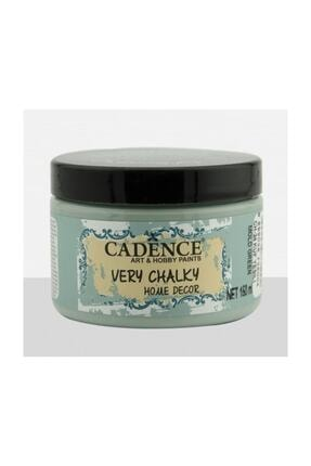Cadence Boya Very Chalky Home Dekor Ch 24 Küf Yeşili 150 ml 0