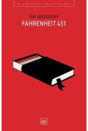İthaki Yayınları Fahrenheit 451 Ray Bradbury 0
