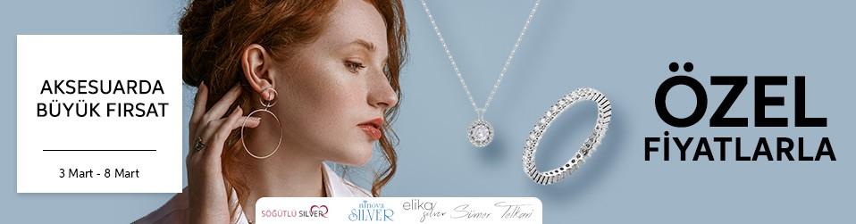Söğütlü Silver & Izla Design & Elika Silver & Sümer Telkari & Ninova Silver   Online Satış, Outlet, Store, İndirim, Online Alışveriş, Online Shop, Online Satış Mağazası