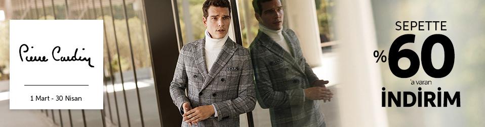 Pierre Cardin - Kadın & Erkek Tekstil   Online Satış, Outlet, Store, İndirim, Online Alışveriş, Online Shop, Online Satış Mağazası