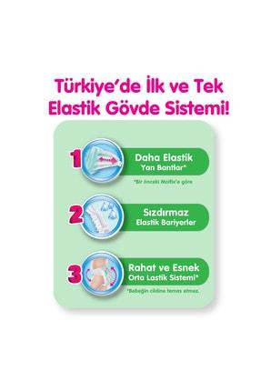 Molfix Bebek Bezi 5+ Beden Junior Plus Aylık Fırsat Paketi 108 Adet + Maske 10lu Hediye 4