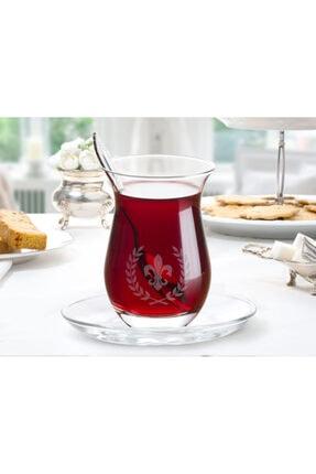 Madame Coco Fleur De Lys 6'lı Çay Bardağı 168 ml 0