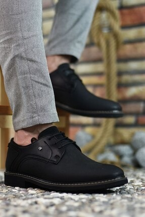 Riccon Siyah Siyah Erkek Casual Ayakkabı 0012146 0