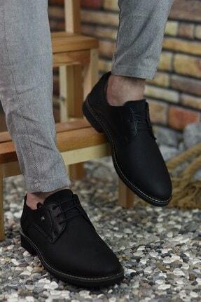 Riccon Siyah Siyah Erkek Casual Ayakkabı 0012146 1